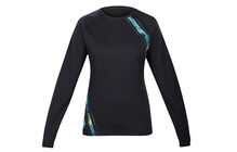 Dakine Static Women's Jersey l/s black/white